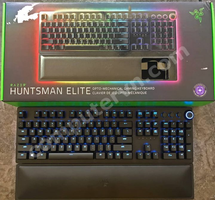 Bàn phím Razer Huntsman Elite – Speed of Light