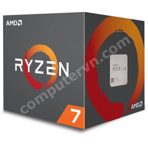 Cpu AMD Ryzen 7 3700X – 8 cores 16 theards boost 4.4GHz